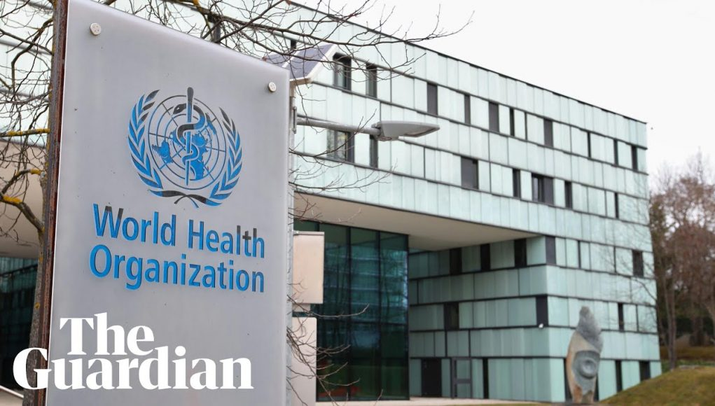 WHO holds briefing over coronavirus outbreak – watch live
