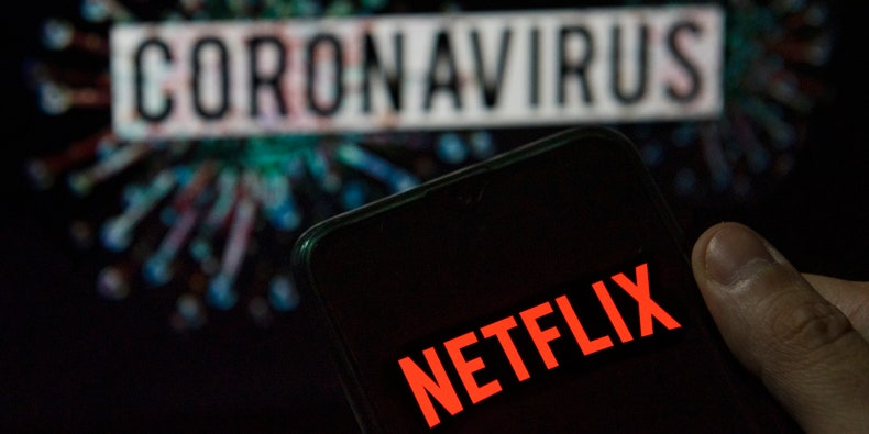 Netflix Launches $100 Million Coronavirus Relief Fund
