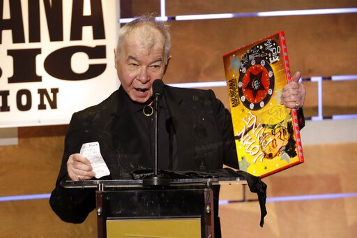 Songwriter John Prine In Critical Condition With Coronavirus Complications, Family Posts
