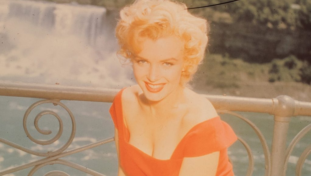 Marilyn Monroe 'Niagara' Negatives Could Fetch $50k at Auction