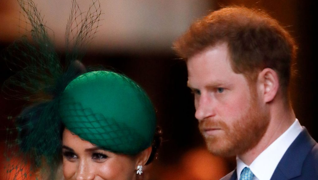 Why Meghan Markle and Prince Harry Aren't In a Rush To Have Baby 2