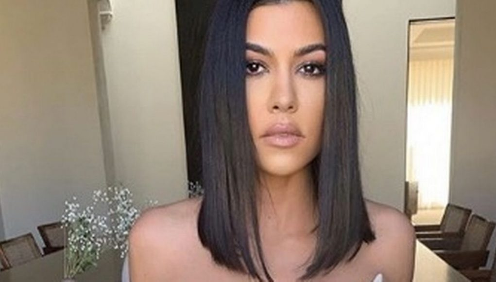 Kourtney Kardashian 'sends True Thompson into the air' amid pregnancy rumours