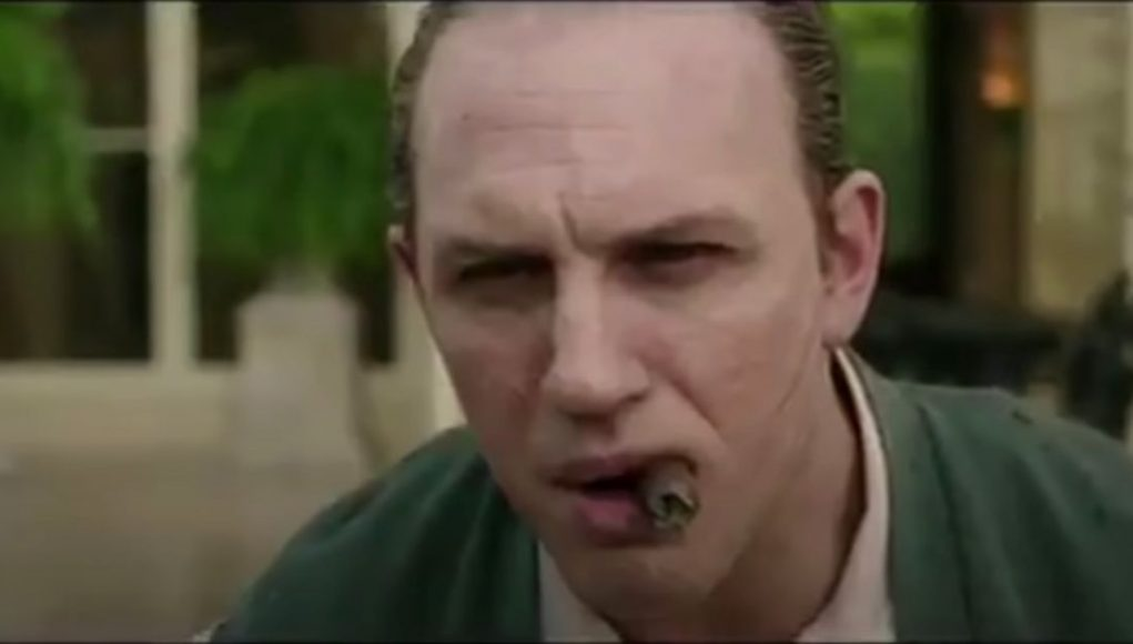 The Capone Trailer Is A Love Affair Between Tom Hardy and A Cigar
