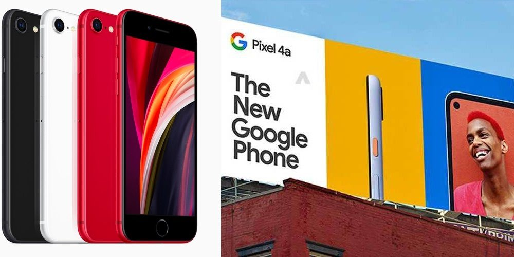 This week's top stories: Google Pixel 4a vs iPhone SE, Camera Go hands-on, more