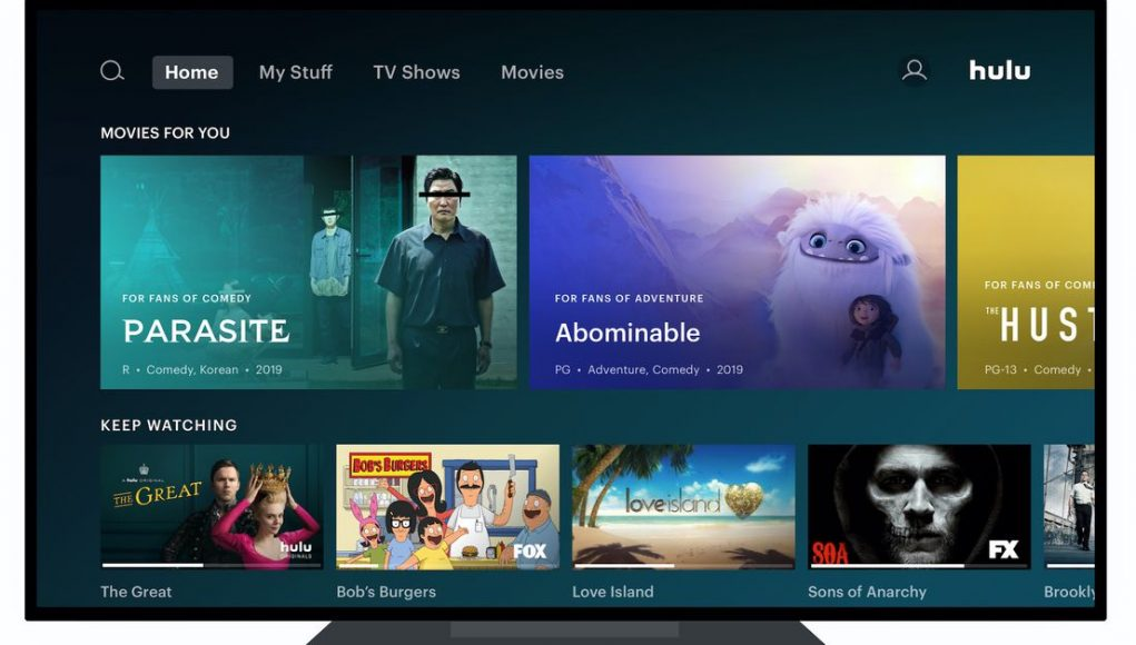 Hulu is bringing back a simpler, more familiar home screen
