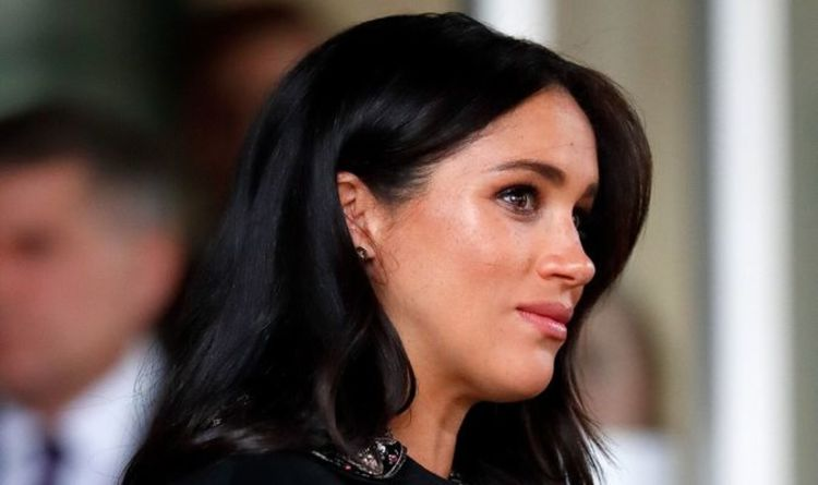 Meghan Markle ends pregnancy speculation as she celebrates anniversary with Prince Harry