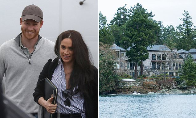 Harry and Meghan's British Columbia stay cost taxpayers more than $40,000 USD in security