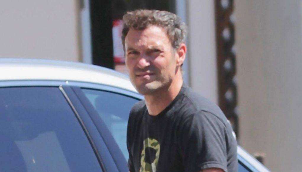 Brian Austin Green Steps Out With Courtney Stodden After Breakup From Megan Fox