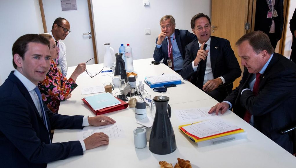 Dutch welcome new ideas on EU recovery fund but deal far off