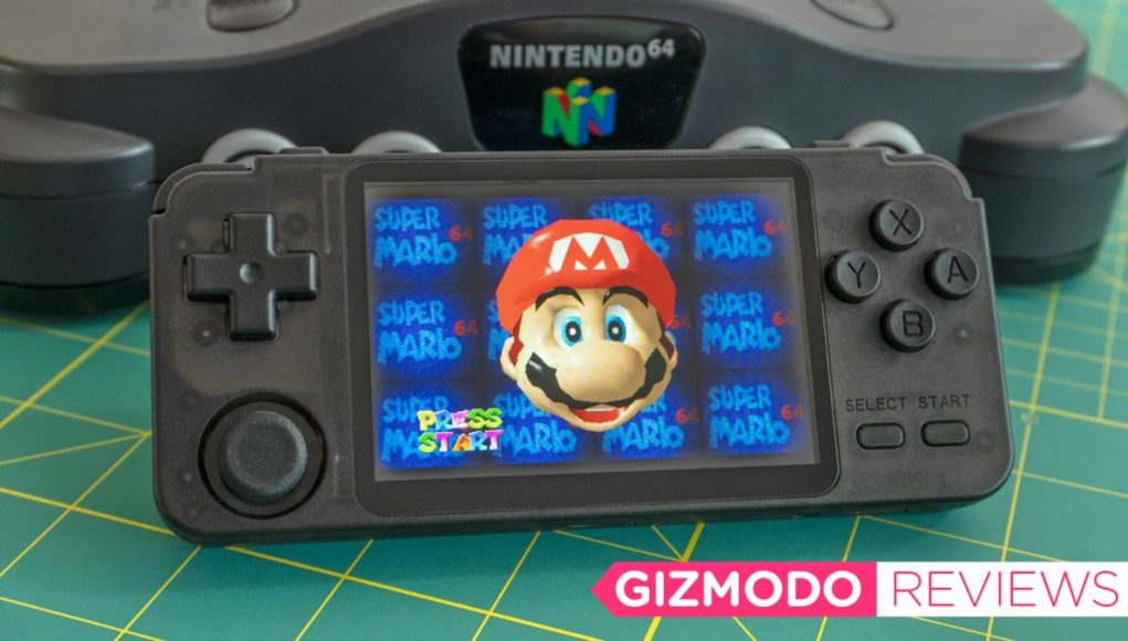 This Powerful Retro Handheld Almost Puts the N64 in Your Pocket