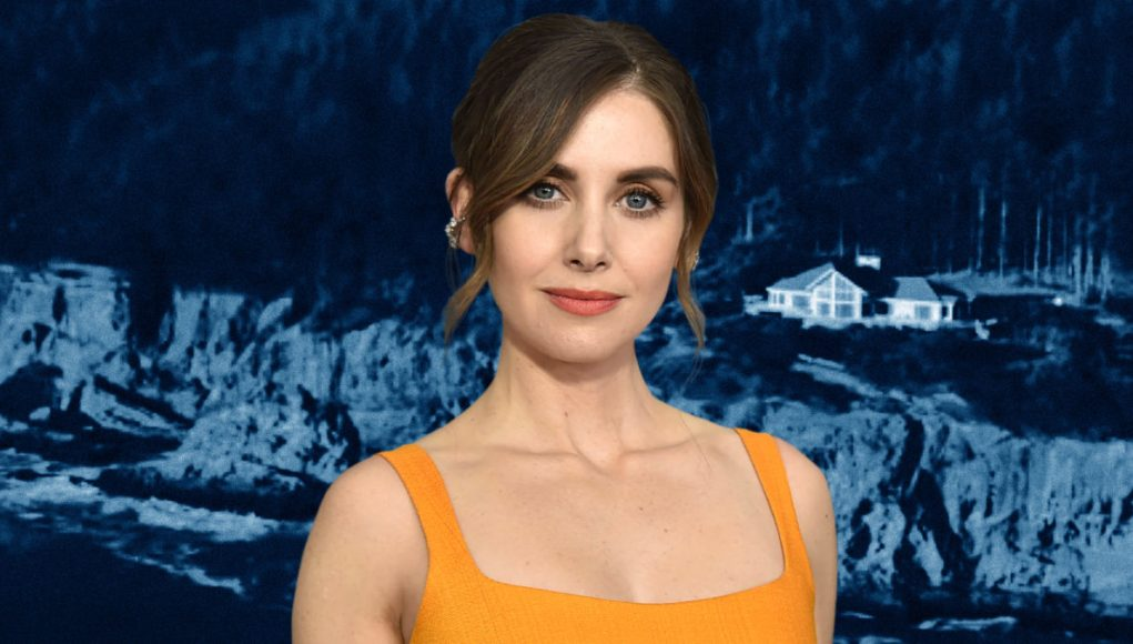 """Alison Brie on making a horror movie: """"It's a high-intensity sport"""""""