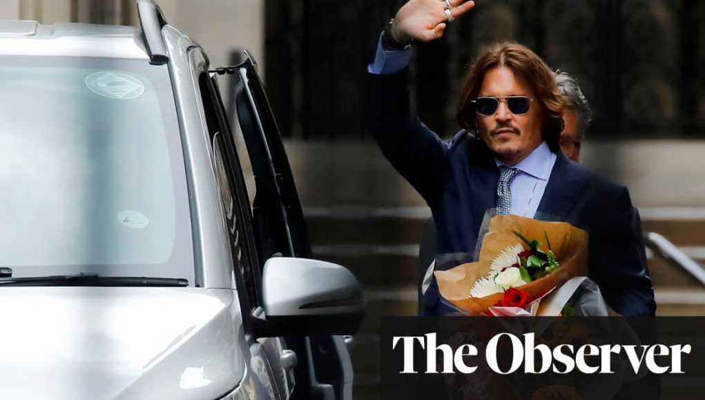 Star treatment for Depp trial branded 'galling' by lawyers amid huge backlog