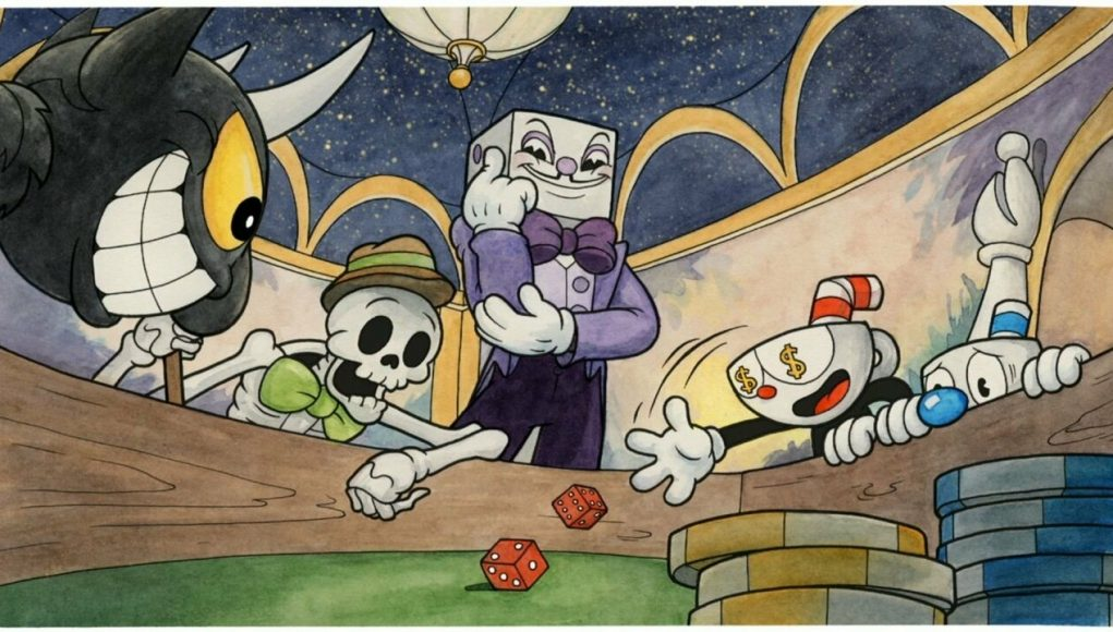 Cuphead Is Out Right Now on PS4