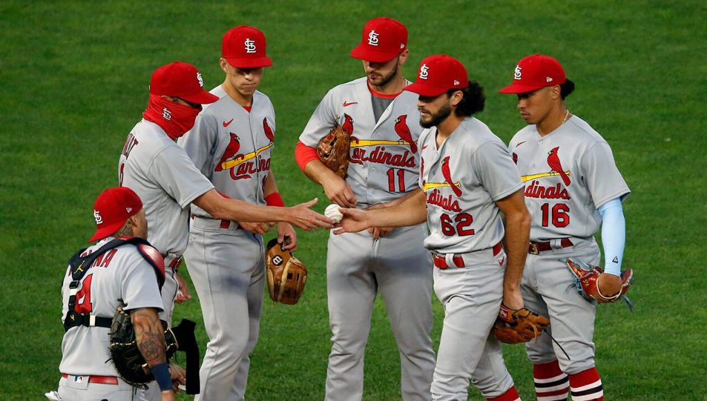 20 percent of MLB teams have games postponed due to coronavirus, Cardinals-Brewers the latest