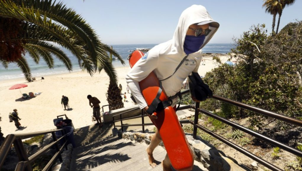 California breaks daily record for coronavirus deaths for the 5th time in a month