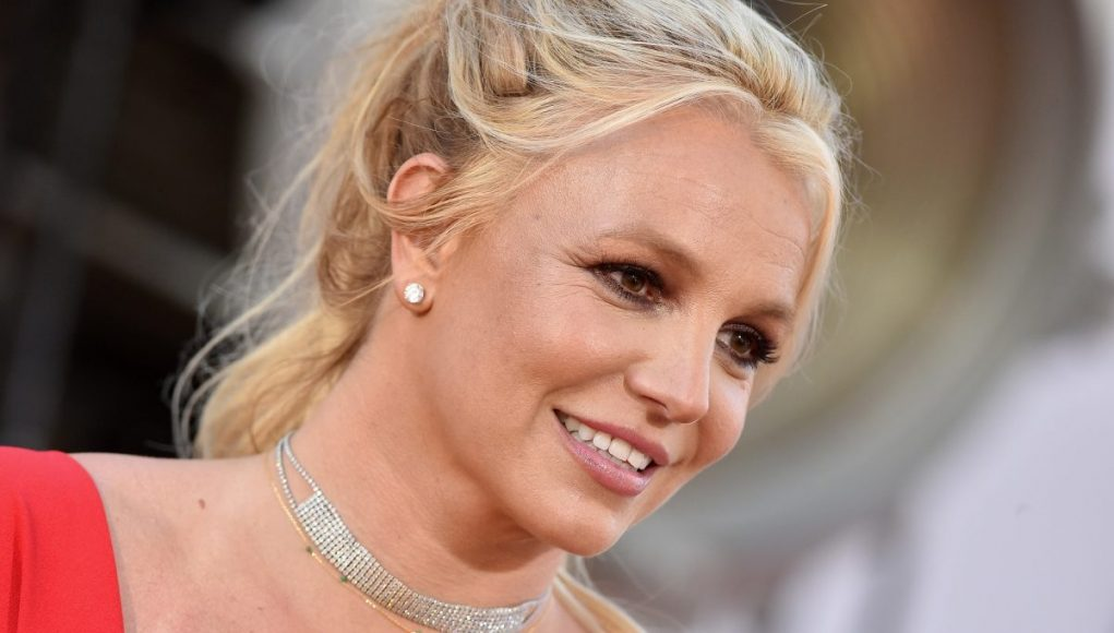 Britney Spears Just Discovered This Tim Burton Movie and It May Save Her Career