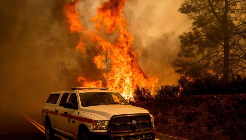 California wildfires: Prepare to be away from home for days