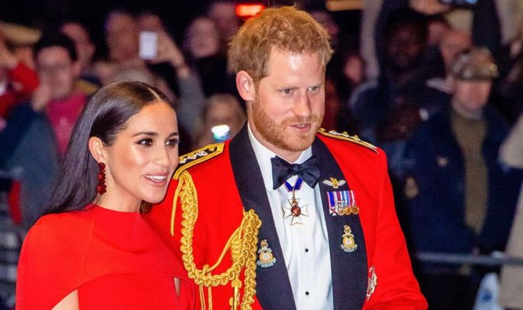 Prince Harry savaged for 'failing' to protect 'emotional' Meghan Markle during royal life