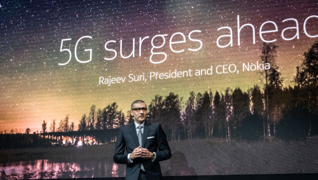 Nokia wins 5G deal with BT after Huawei was banned from UK networks