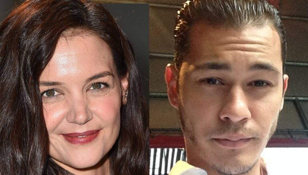 Katie Holmes Kisses Emilio Vitolo During Date Night: Learn More About the Chef