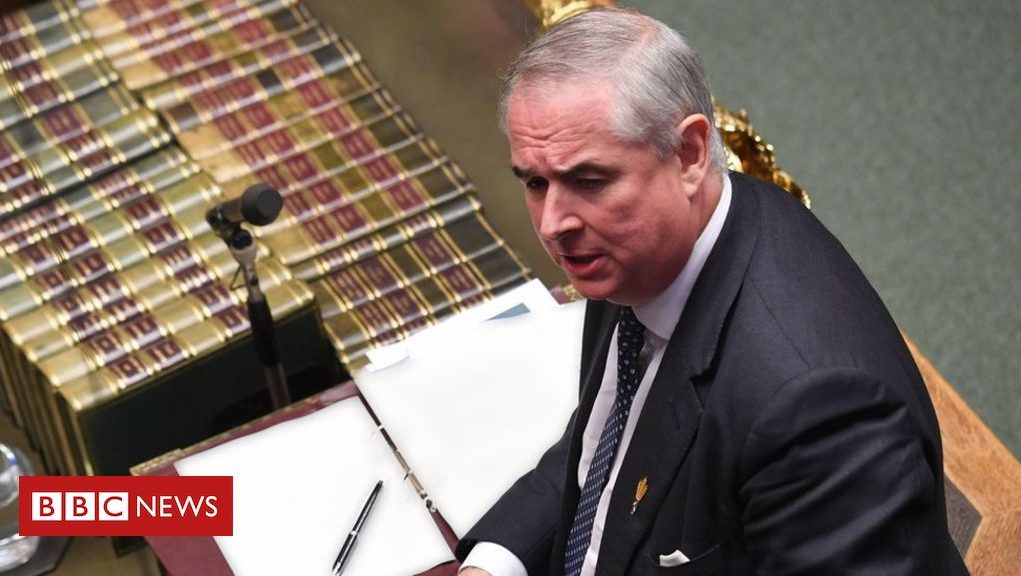 Brexit: Geoffrey Cox says PM 'damaging' UK's reputation with bill